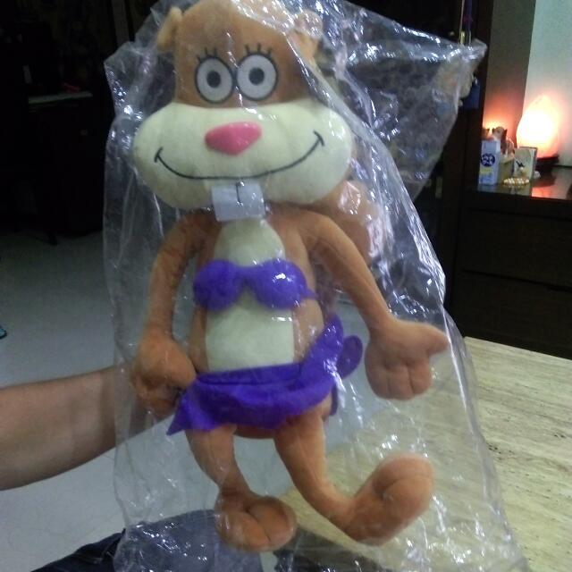 全新 珊迪 娃娃