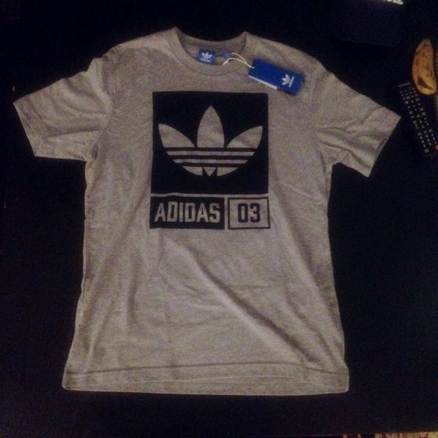 Adidas Shirt Grey/gray