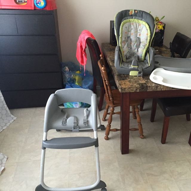 All In One Highchair