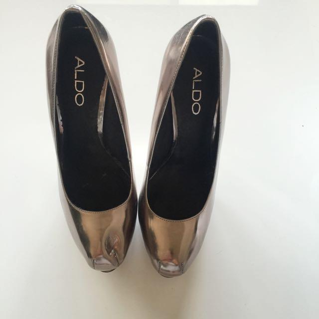 Aldo Platform Heels-size 37