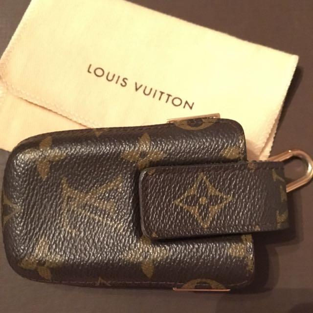 Auth Louis Vuitton Cellphone Case