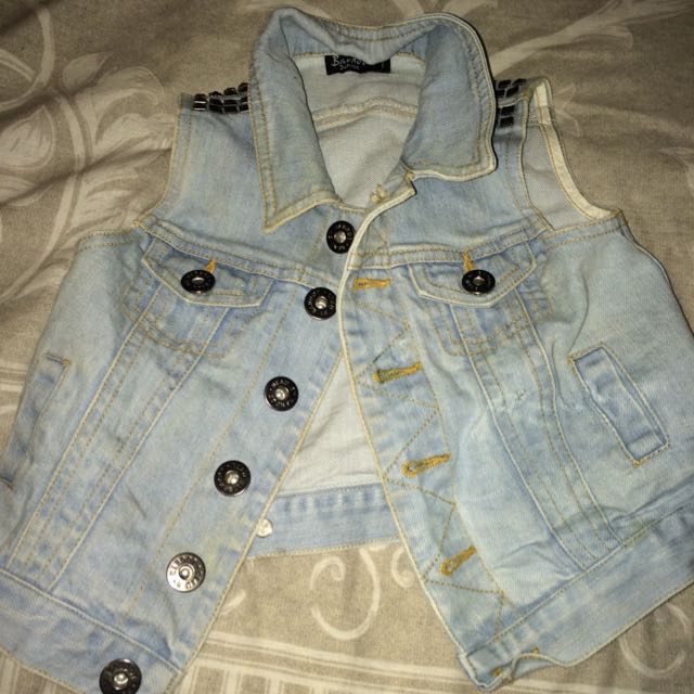 Bardot Children Size 1 Vest.