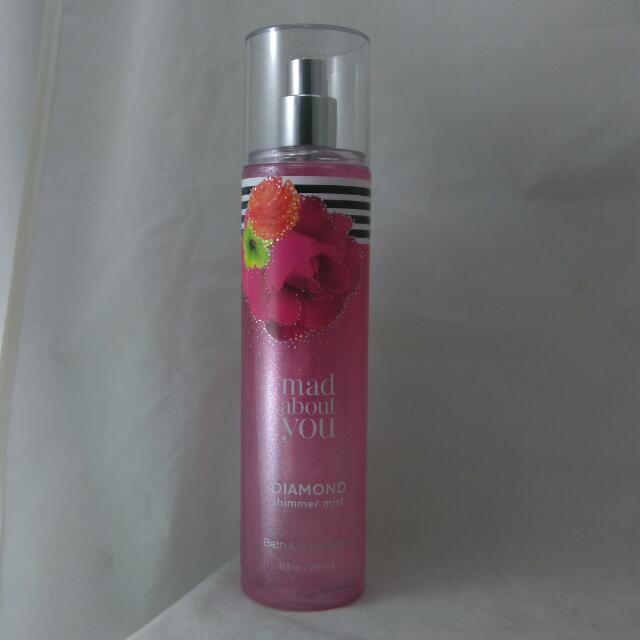 Bath & Body Works Mad About You Shimmering Mist, 236ml