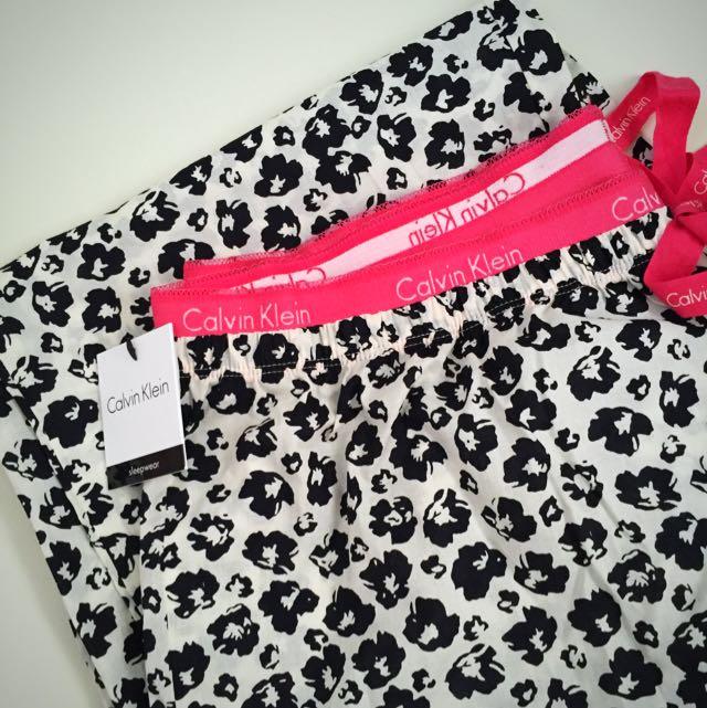 Calvin Klein Women's PJ Pants