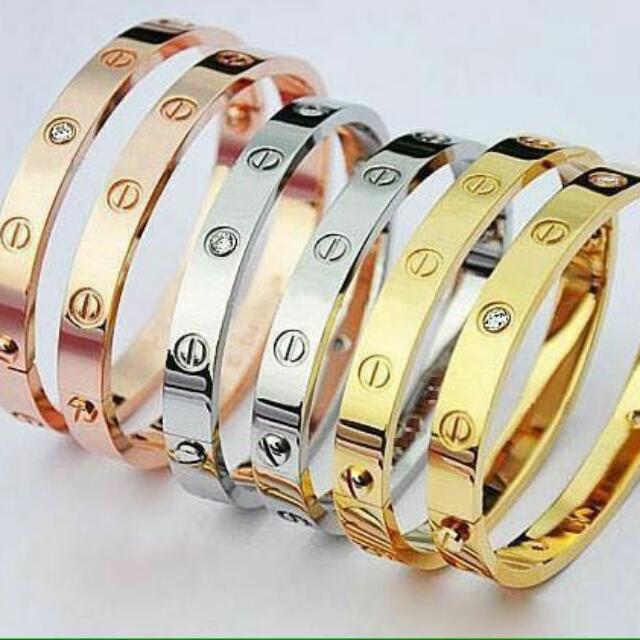 Cartier Ring - Premium Quality