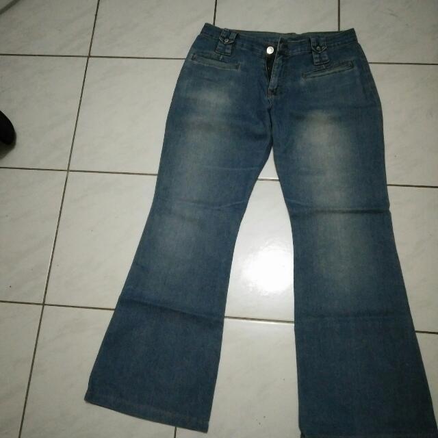 Celana Panjang Jeans XTM