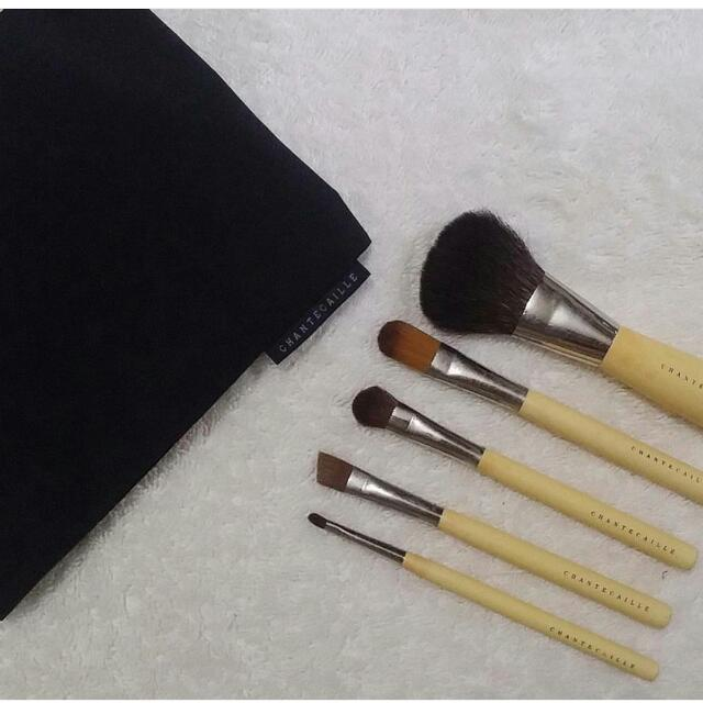 Chantecaille Travel Brushes