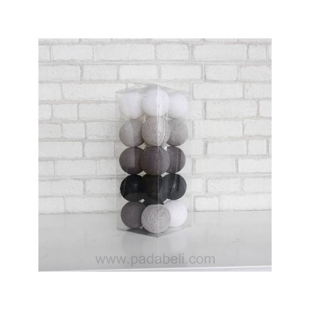 Cotton ball light Grey tone