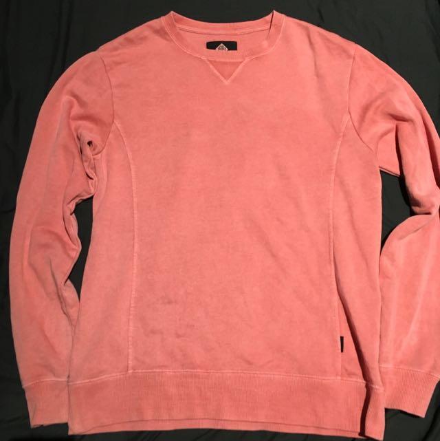 Cotton On Sweatshirt Peach