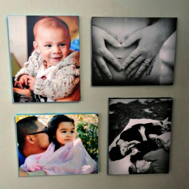 Customize Canvas Photo Print