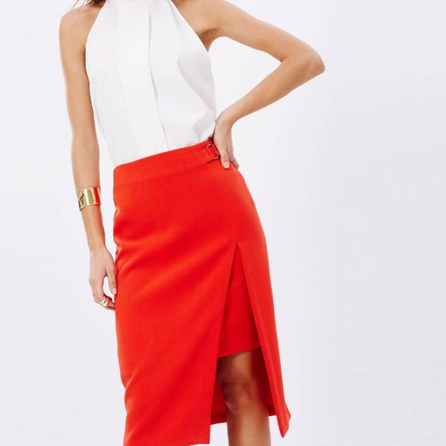Dorothy Perkins High Waisted Skirt