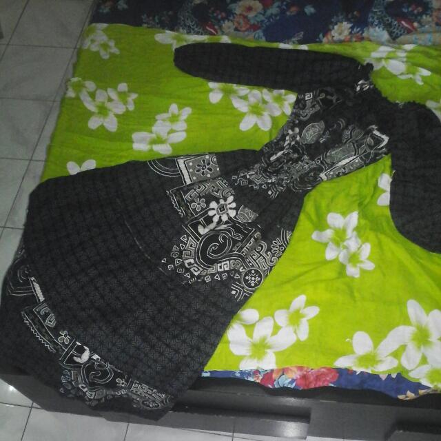 Dress Batik Preloved