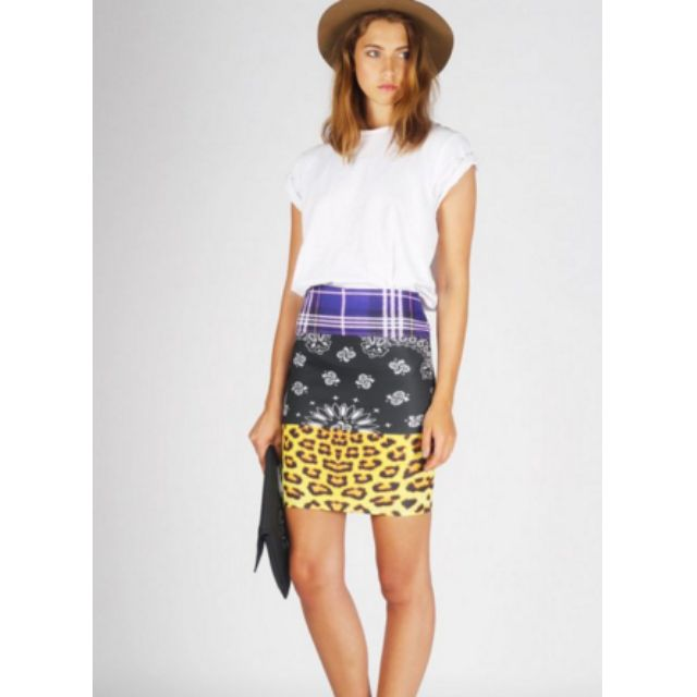 Evil Twin Skirt - Size XS