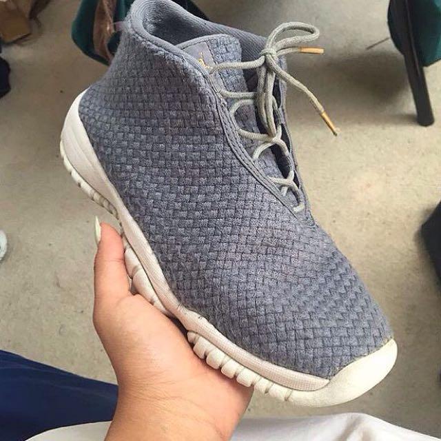Grey Jordan Futures