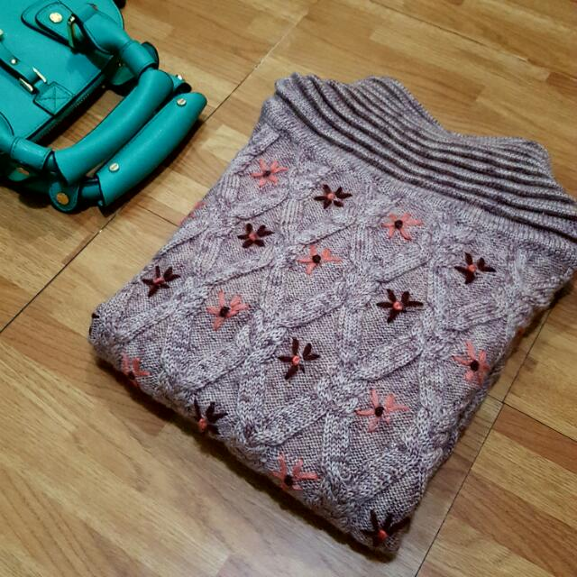 High Quality Knitted Sweater