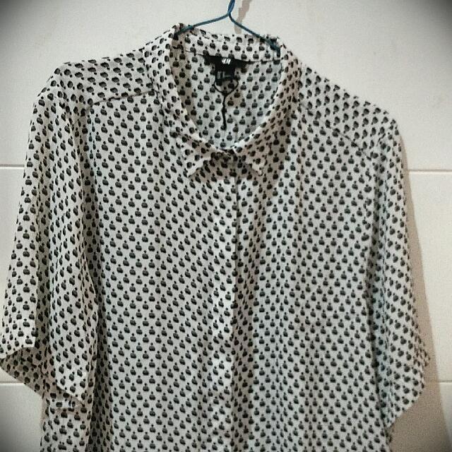 H&M Loose shirt