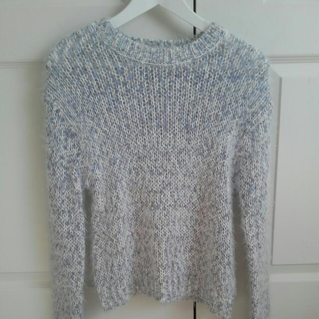 H&M Pastel Knit Sweater