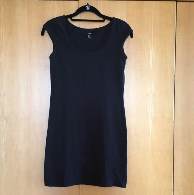 H&M Stretch Shirt Dress