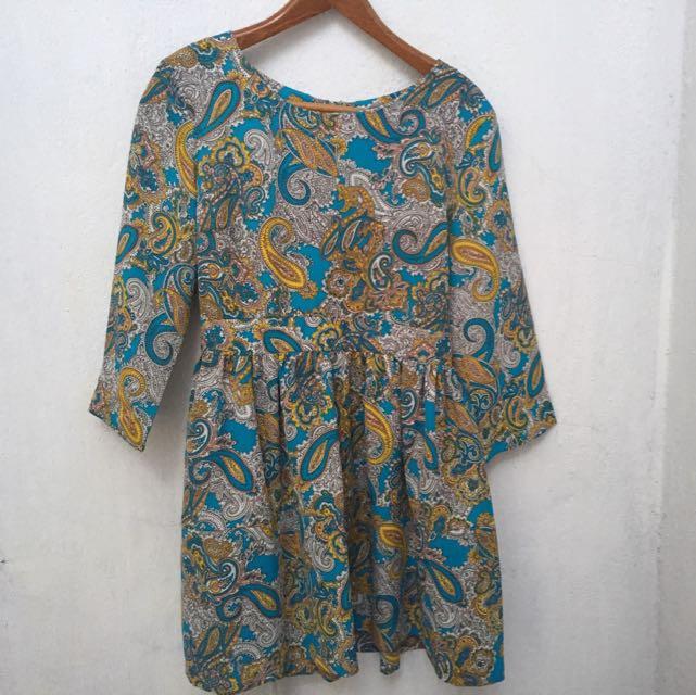HnM Batik
