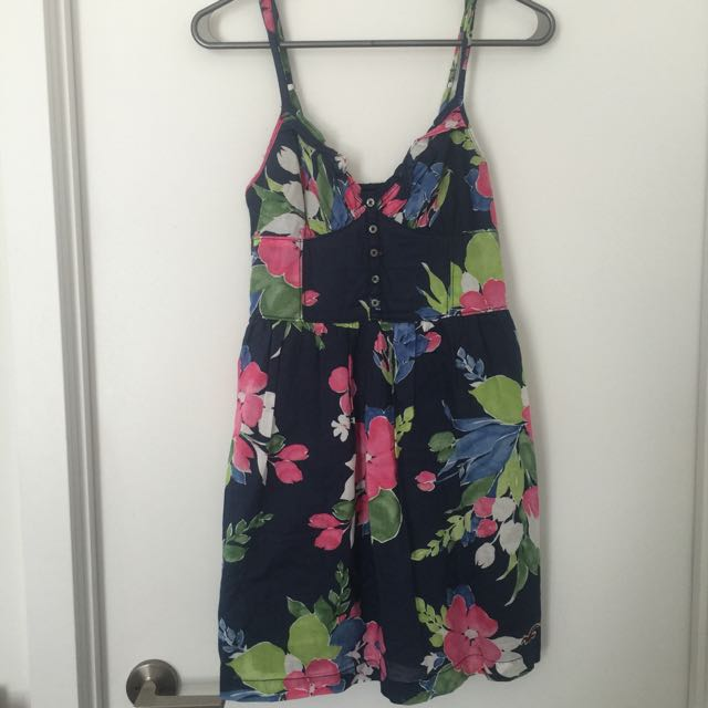 Hollister Sun Dress Size Small