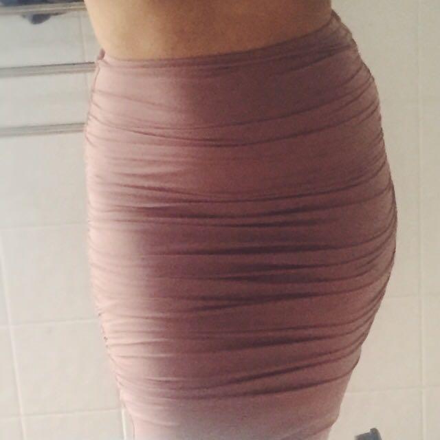 Kookai Material Skirt (Supre)