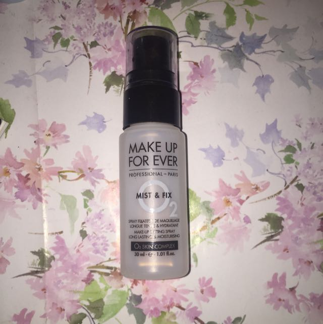 MAKEUP FOREVER SETTING SPRAY