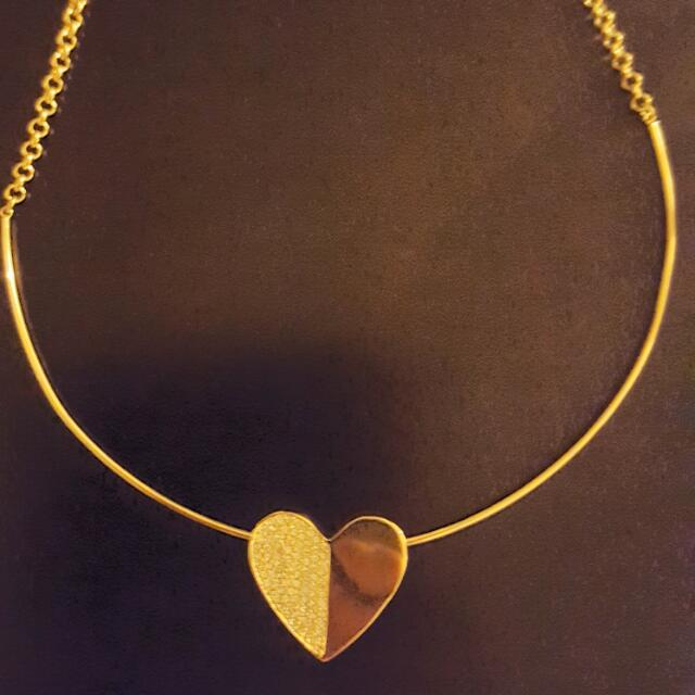 Mimco Gold Necklace