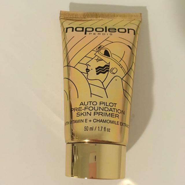 Napoleon Perdis Auto Pilot Pre-foundation Skin Primer