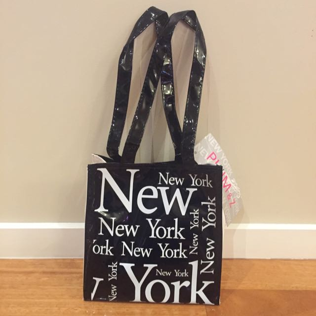 """NEW YORK""  Tote Bag"