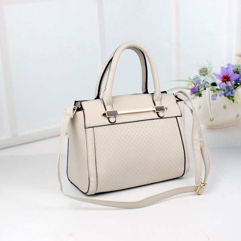 73be39f9038 NS7385SN Light Gray - Tote Bag - Tas Fashion Import - Tas Wanita Murah,  Olshop Fashion, Olshop Wanita on Carousell