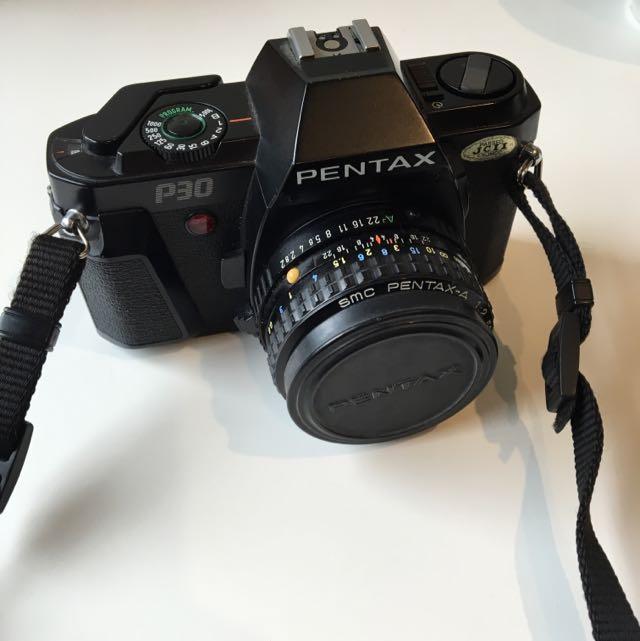 Pentax P30 Film Camera