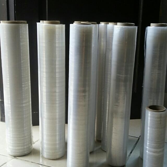 Plastik Wrapping