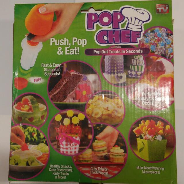 POP CHEF 食材百變造型器