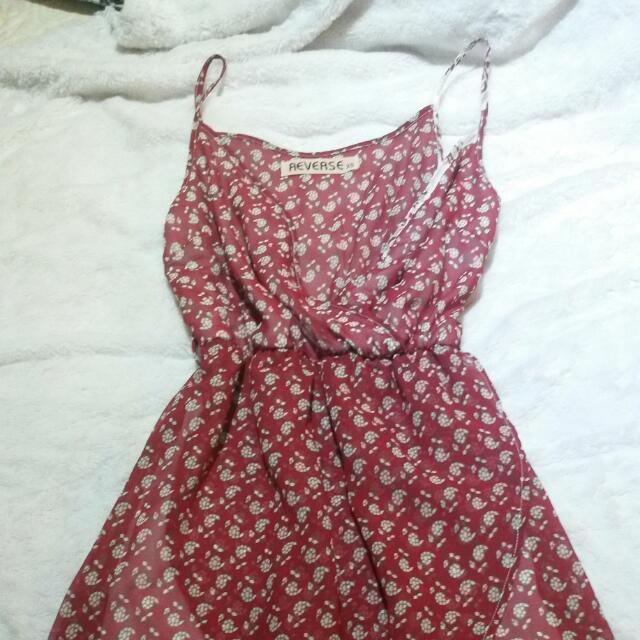 Reverse Clothing Dress 8-10