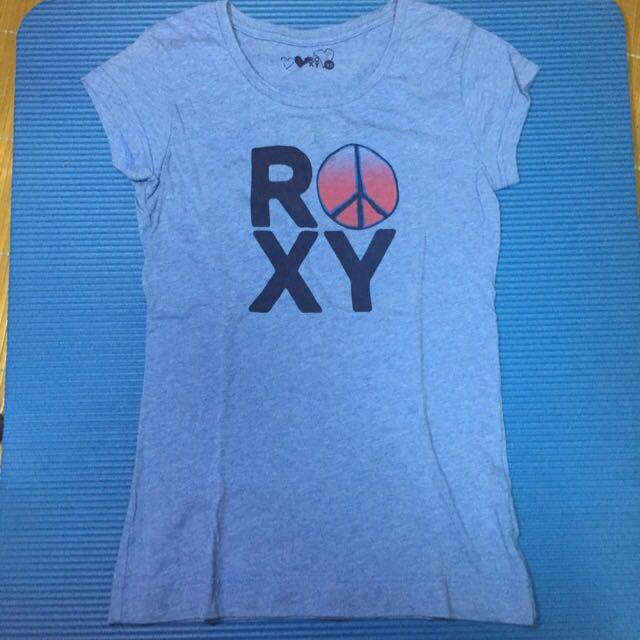 Roxy T桖 正品
