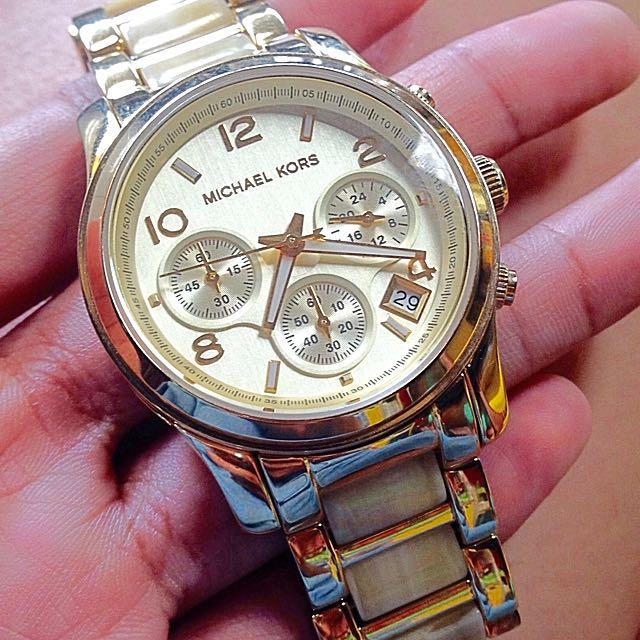 Authentic Michael Kors Watch MK5660