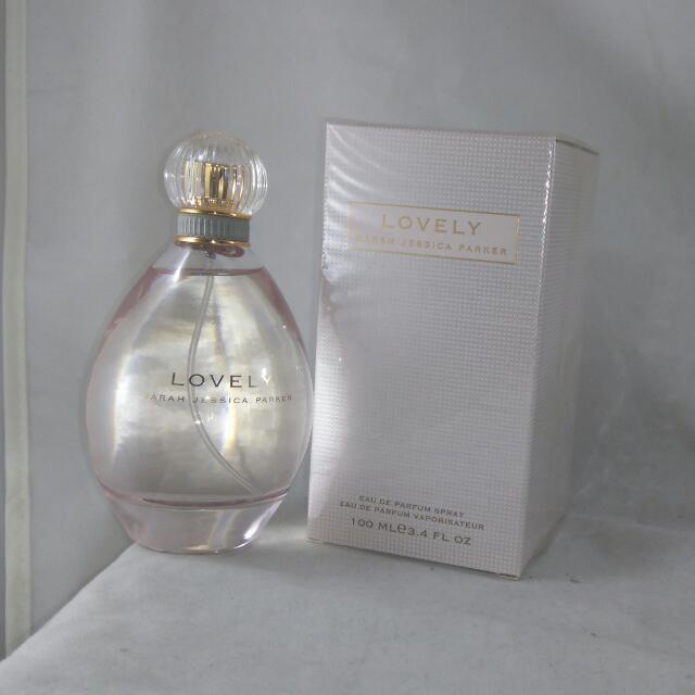 Sarah Jessica Parker Lovely For Women,  100ml EDP