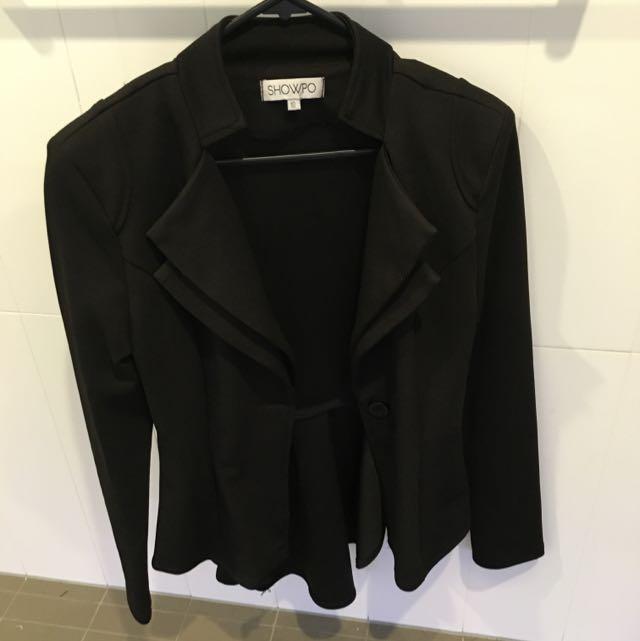 Showpo Blazer Style Jacket