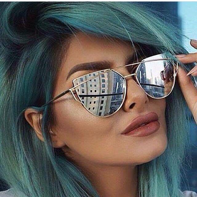 Silver Lucille Sunglasses (pending )