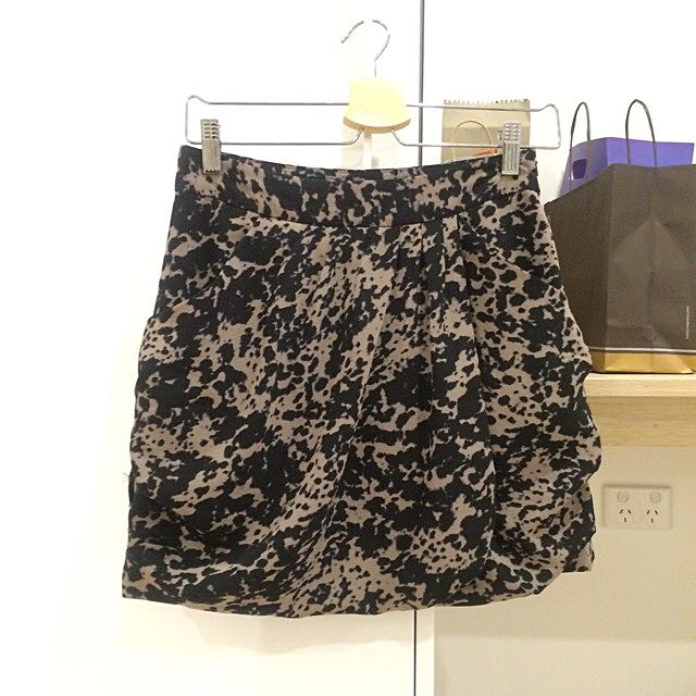 Size 8 Mini Skirt