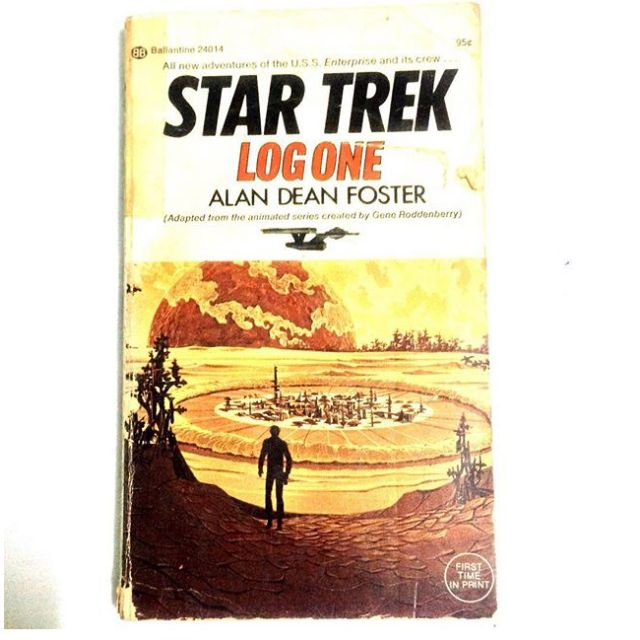 Star Trek - Log One by Alan Dean Foster