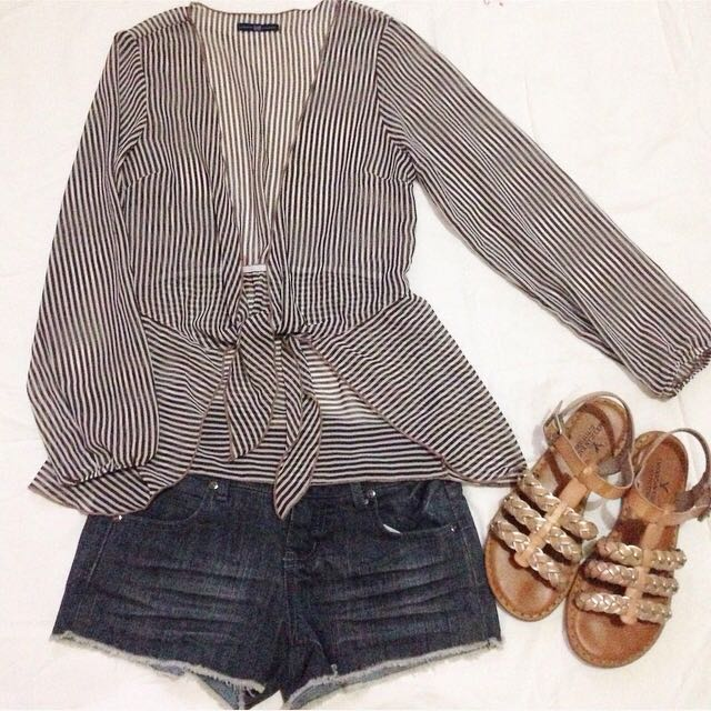 Stripes Cover-up