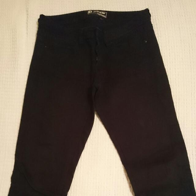 Super Skinny Black Jeanswest Jeans