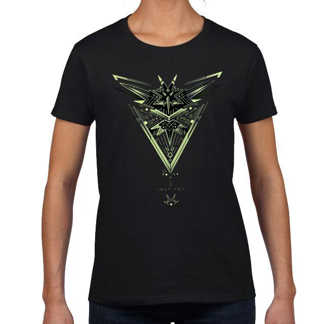 Team Instinct Shirt - Female Vector