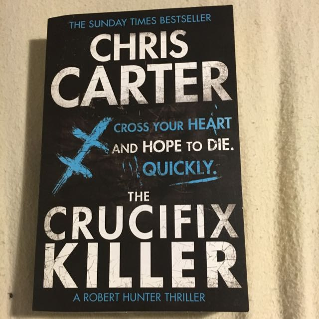 The Cruxifix Killer