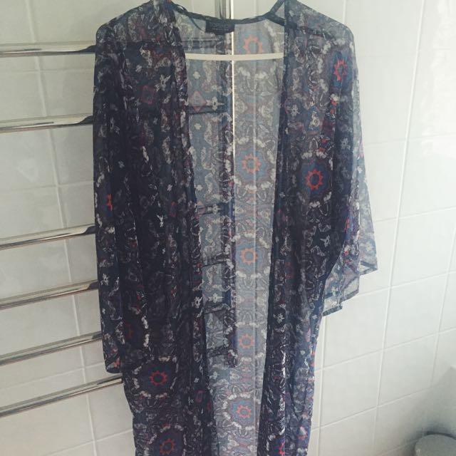 Top Shop Kimono