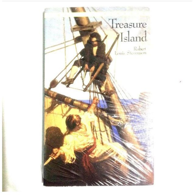 Treasure Island by R. L. Stevenson
