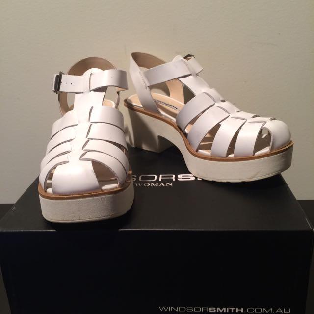 Windsor Smith Lily Chunky Sandal