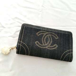 Chan** Jeans Wallet
