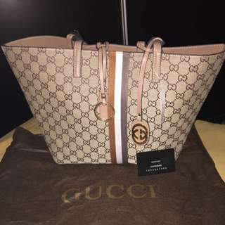 Inspired Totes Gucci Large Bag